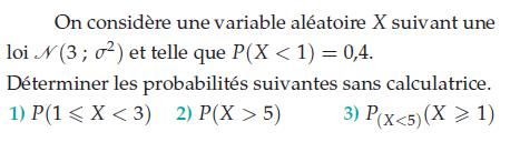 Calculer des probabilités sans calculatrice : exercices en terminale S.