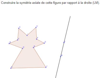 La Symetrie Axiale Exercices De Maths 6eme Sixieme A Imprimer Et Telecharger En Pdf