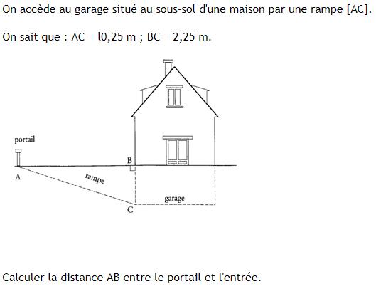 Devoir Maison Math 4eme Pythagore | Ventana Blog
