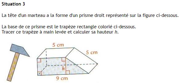 Le théorème de Pythagore : exercices en 4ème.
