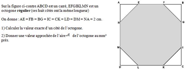 Théorème de Pythagore : exercices en 3ème.