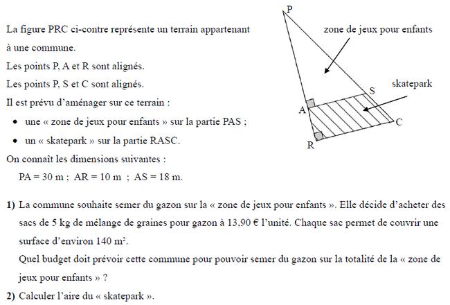 Brevet De Maths 2021 Exercices De Maths 3eme Troisieme A Imprimer Et Telecharger En Pdf