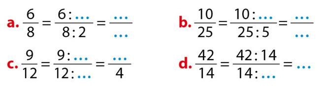 Compléter les pointillés : exercices en 5ème.