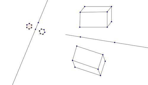 La symétrie axiale. : exercices en 6ème.