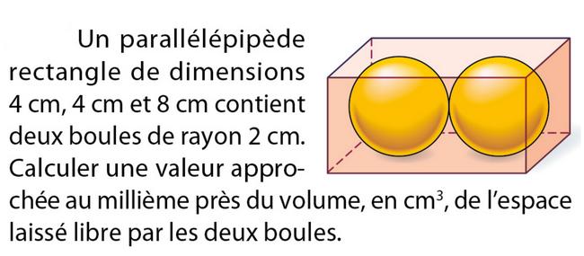 Une boîte de boules : exercices en 5ème.