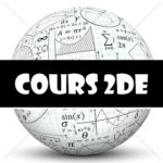 cours maths 2de