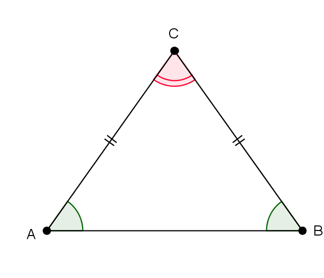 angle base triangle isocèle