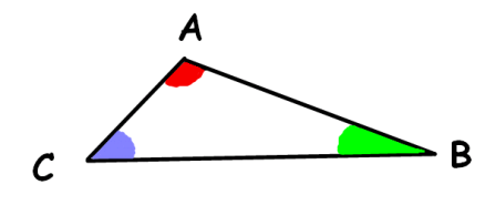 angle triangle abc