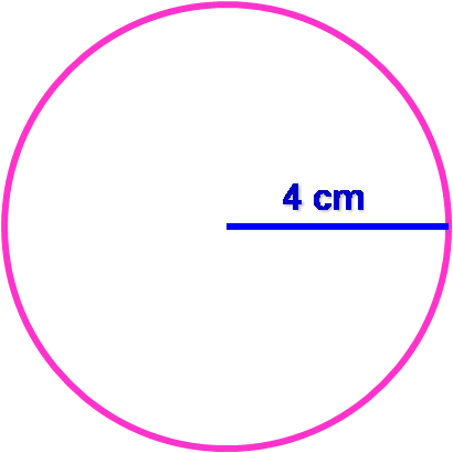 calcul périmètre cercle