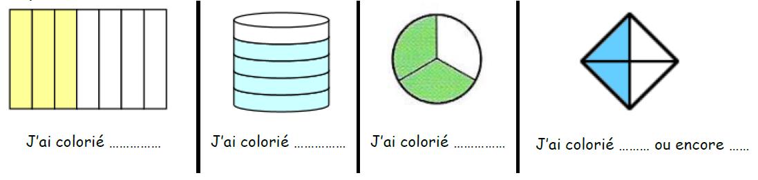 fractions 6ème