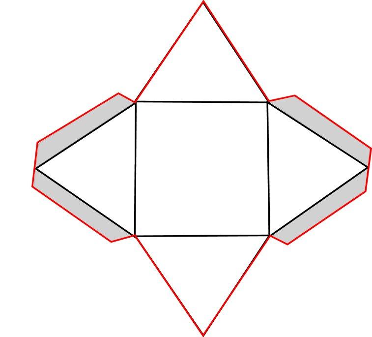 pyramide patron