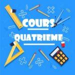Calcul littéral et double distributivité : cours de maths en 4ème au programme de quatrième