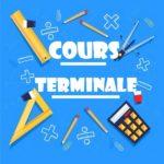 Cours de maths terminale S et spécialité en PDF.