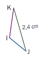 triangles semblables cours maths 4